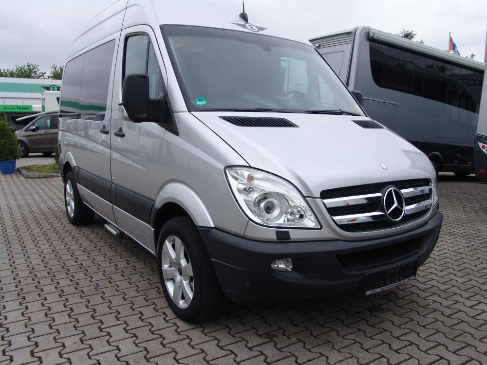Mercedes Benz Atlas Ausbau Sprinter