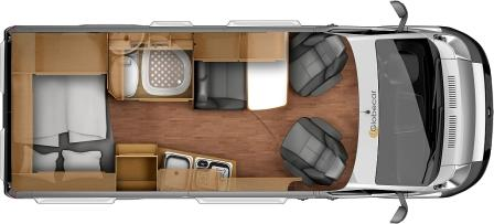 Globecar Globescout Fiat Ducato