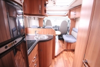 Hymer Tramp CL Exclusive Line T 614 CL